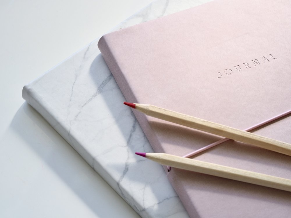 - Buy a new journal to write down your favorite new memories as they happen and past memories so you don't forget them. Don't let the years go by too fast!