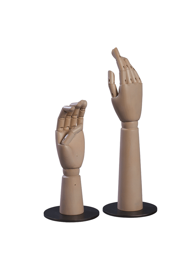 ARTICULATED HANDS
