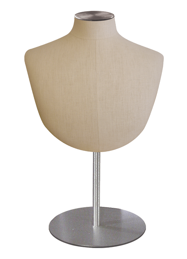 """ACCESSORY FORM Male   ITEM#: HSJ-NEW  Height 14.5"""" (form only) 