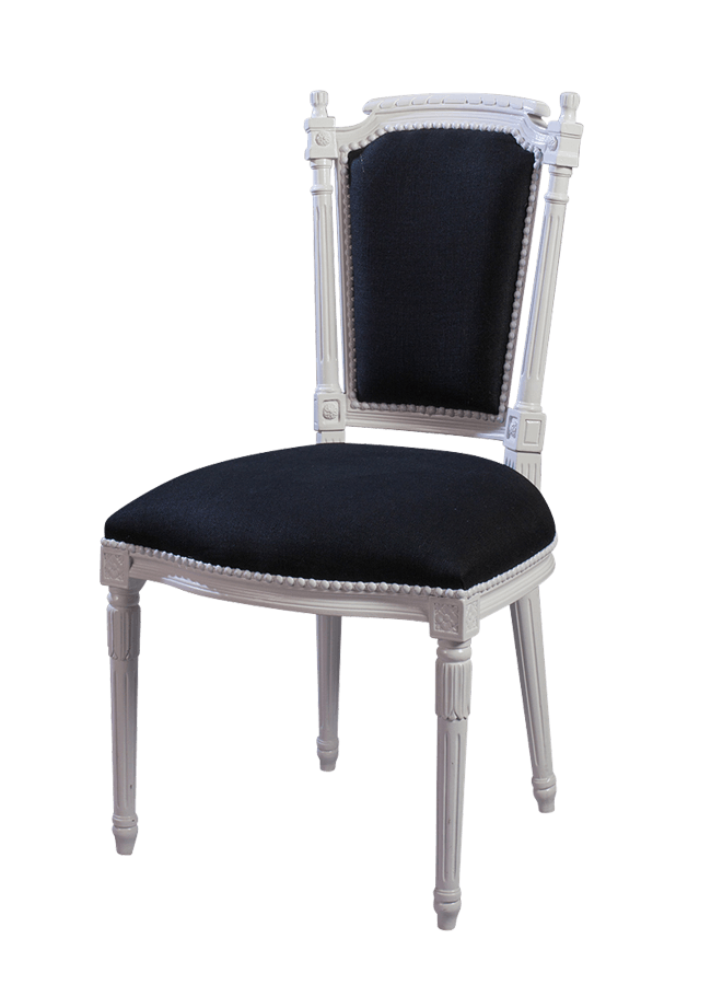 Residential Collection – Chair   ITEM#: 4757-D  22″ w x 22″ d x 39″ h  Other finishes are available