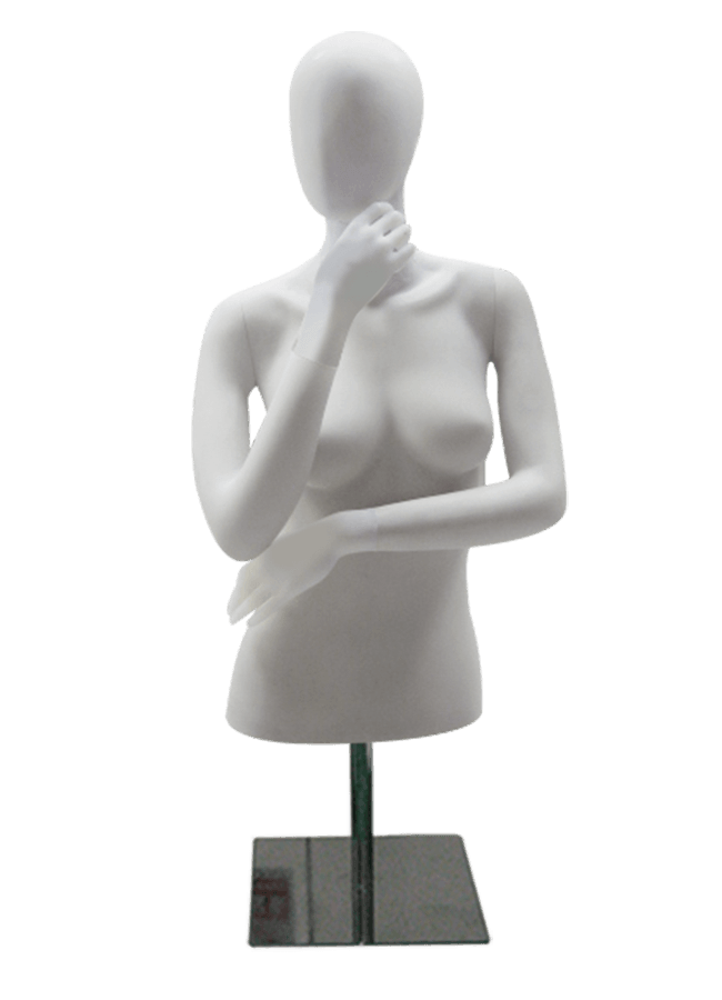 Half Mannequins female    MD-F1035