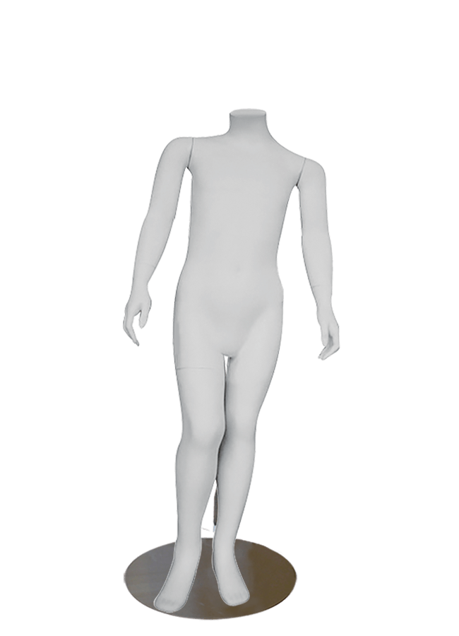 """HEADLESS KIDS 2-4   MD-B1002  measurements:  Height 28 ½""""  Chest 19 ½""""  Waist 18 ¾""""  Hip 20 ½"""""""