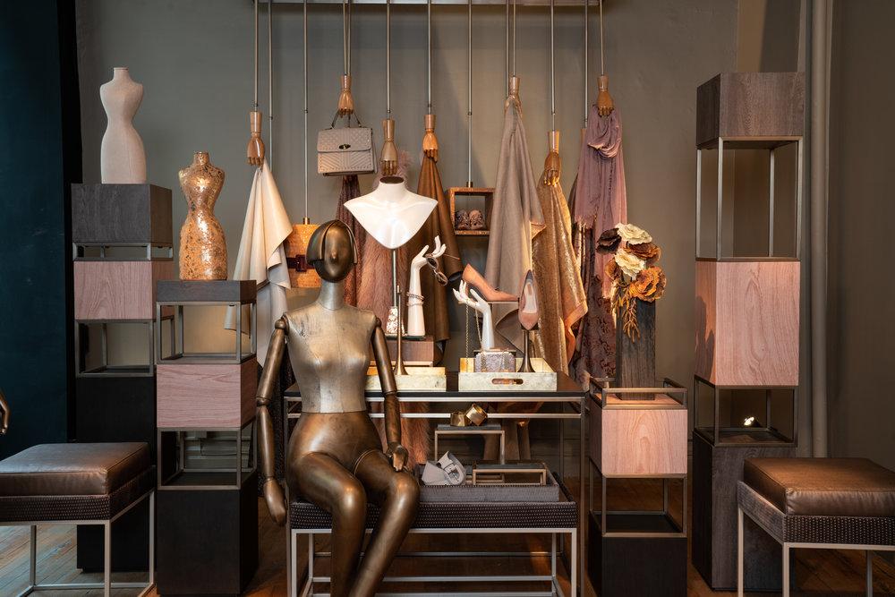 Bernstein Display show room 2018-2019