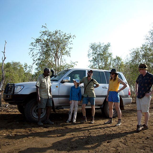 Photos from Ayal Aboriginal Tours Kakadu's new exclusive tour at Gabarlgu Billabong and South Alligator River.