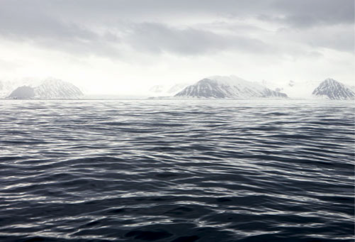 Myriam Babin: Arctic Recent Photographs