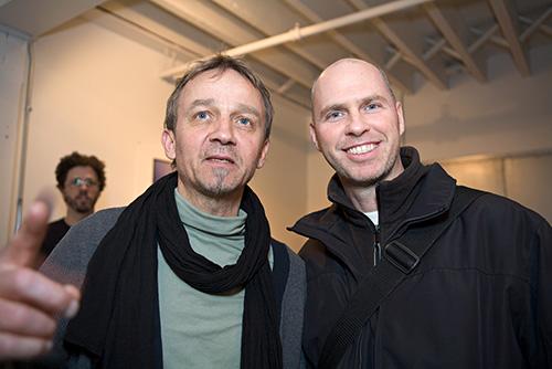 Kristofer Dan-Bergman and Robert Bailey