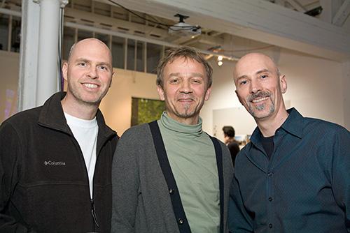 Robert Bailey, Kristofer Dan-Bergman and Rocky Kenworthy