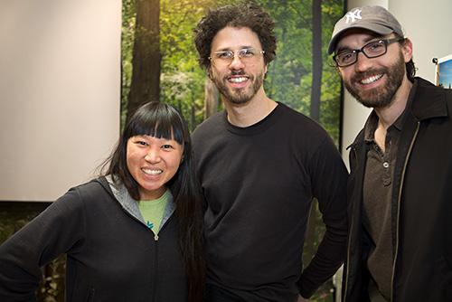 Joanne Chan, Jason Band, and Scott Gordon