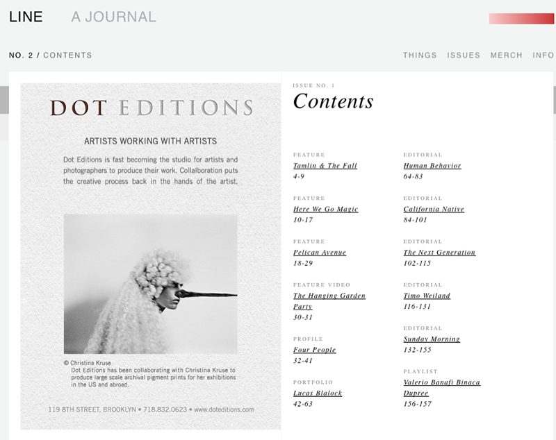 Line A Journal Issue 2