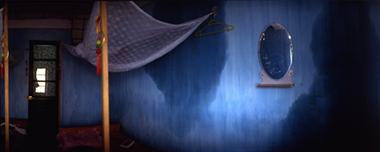 ©Abby Robinson, Blue Room, 1994
