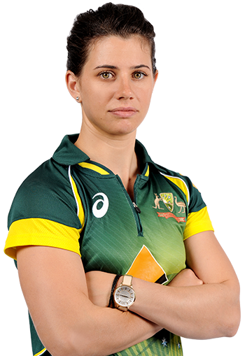 NICOLE BOLTON - BATTING ALL-ROUNDER
