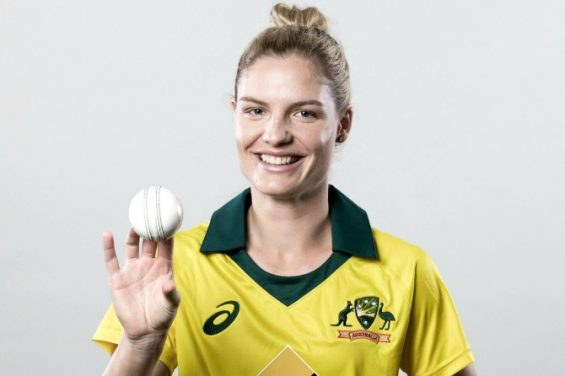 NICOLA CAREY - ALL-ROUNDER