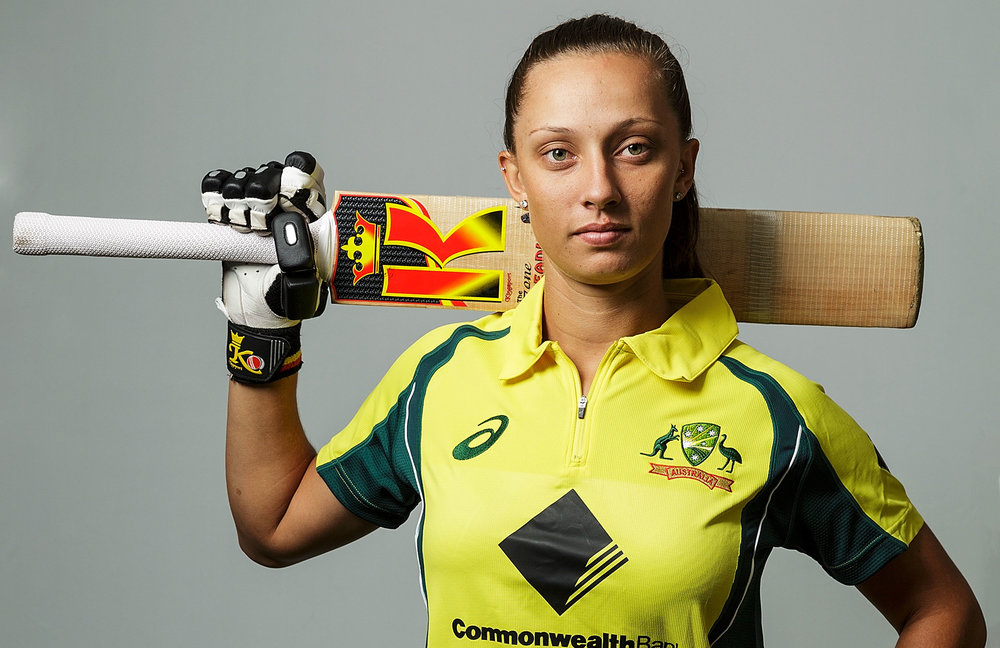ASHLEIGH GARDNER - BATTING ALL-ROUNDER