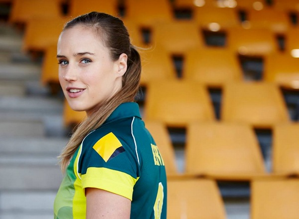ELLYSE PERRY - ALL-ROUNDER
