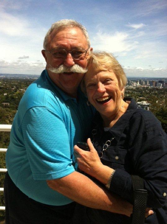 Paige's parents