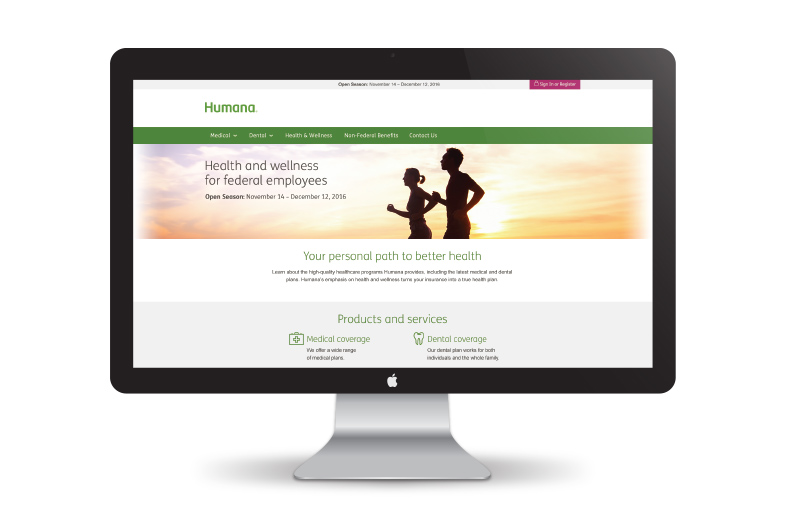 Humana Federal Employee Open Enrollment
