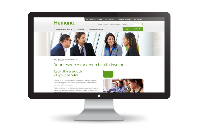 Humana Group Benefits 101