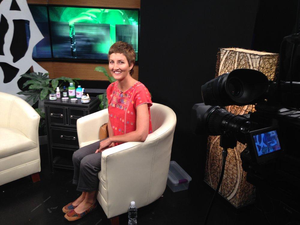 Entrevista en el foro de GreenTv.JPG