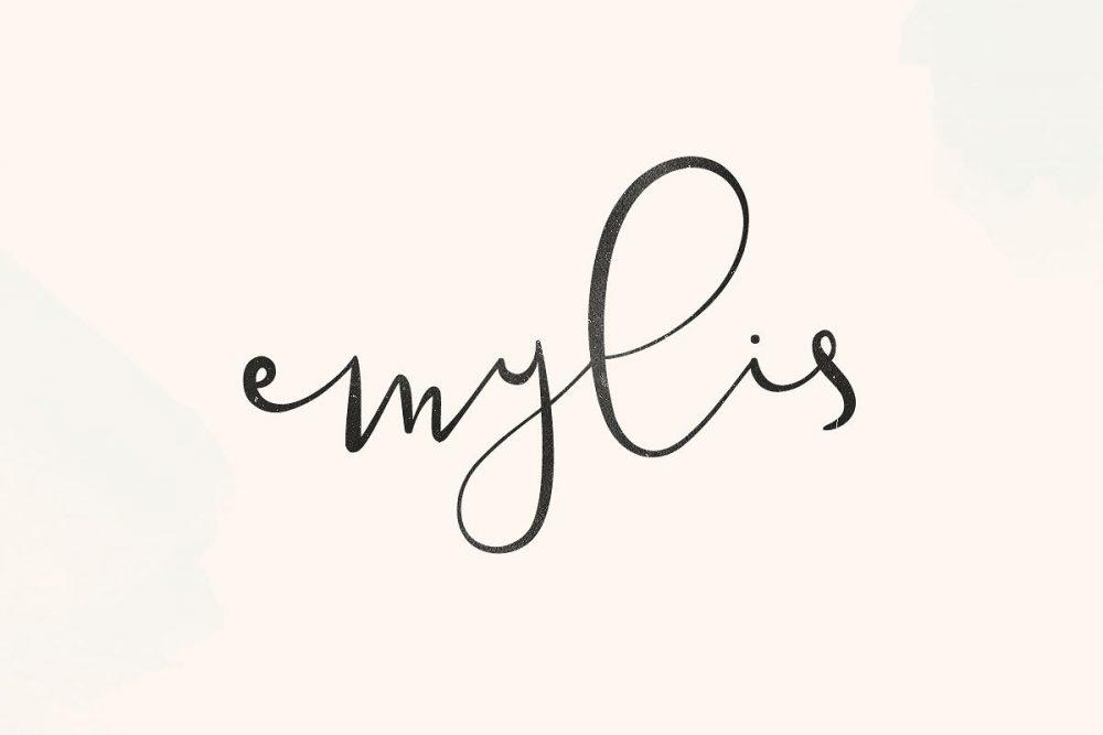 Sixty Eight Ave - 100 Stylish Fonts - Emylis