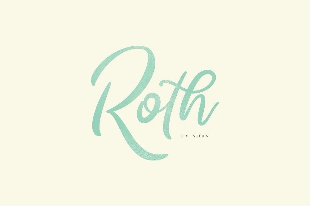 Sixty Eight Ave - 100 Stylish Fonts - Roth