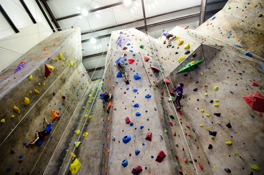 Welcome to Rise Up Climbing - Established 2008 - Downtown Lynchburg, VA