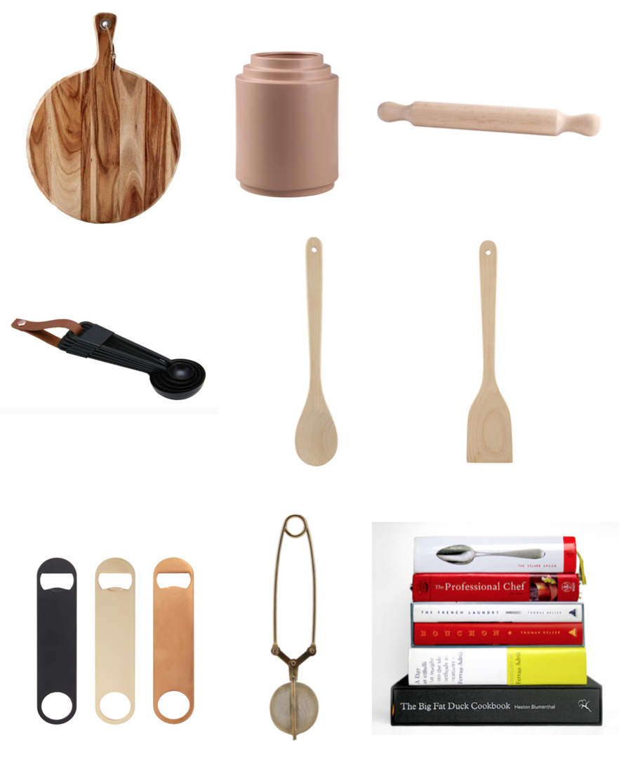 H&C; SAVVY STYLING FOR YOUR KITCHEN BENCH; UTENSIL STYLING.png