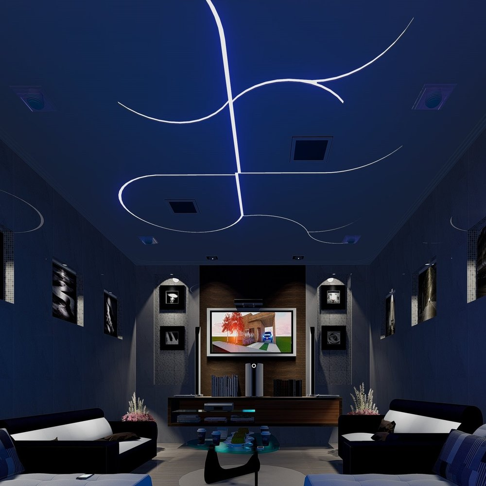 Home Theatres - Multi channel surround and powerful sub woofers rely on good acoustics.Read more or Ask us for advice