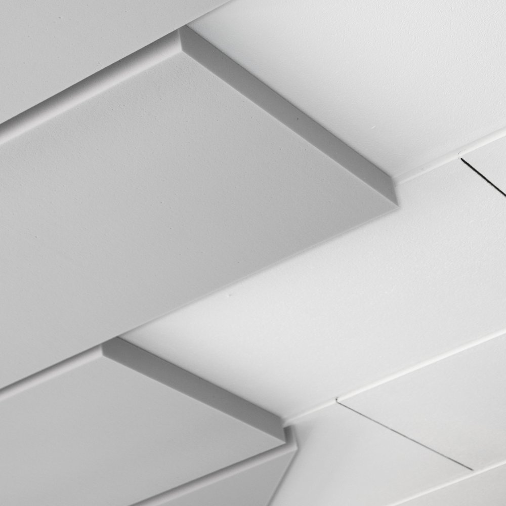 UltraQuiet acoustic panel - standard grey
