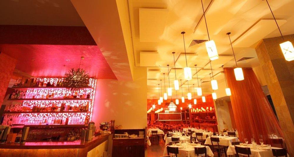 Restaurant Acoustic Panels.JPG