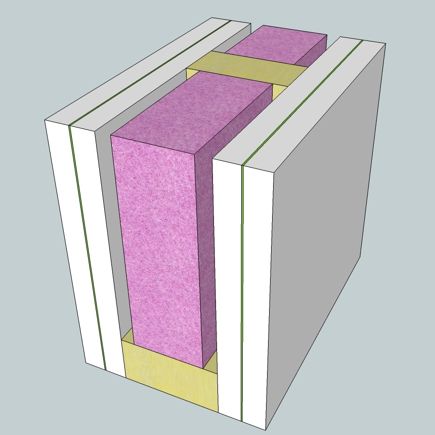 Soundproofing - Constrained layer damping and sealing products for high performance noiseproofing