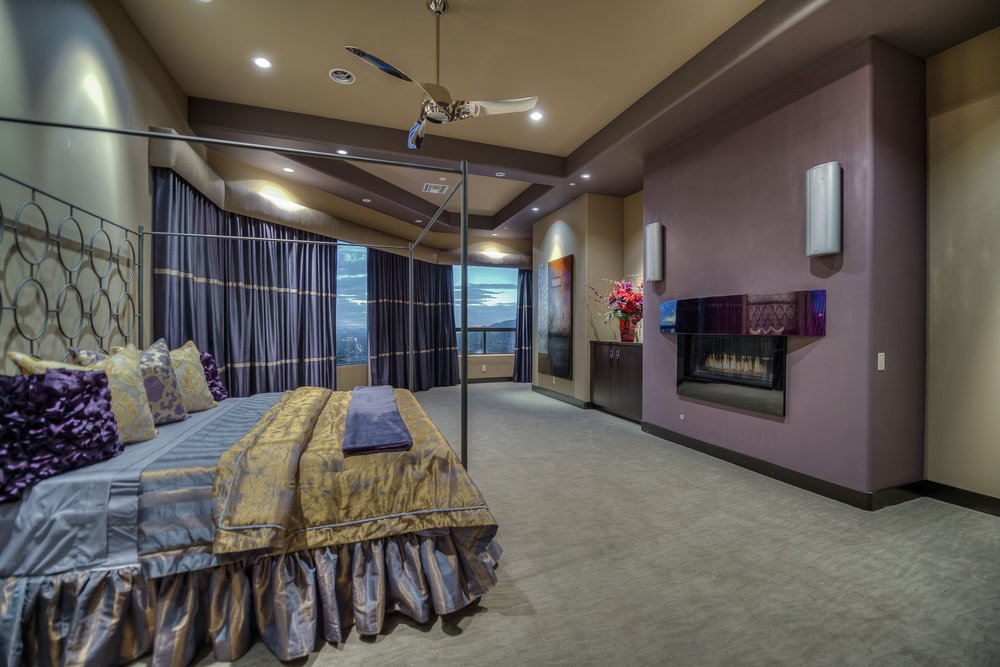 Bedrooms are spacious and comfortable, with elegant furnishings and amenities.