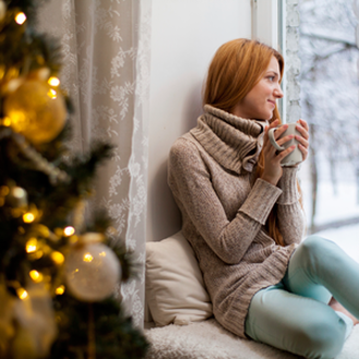 It's ok to 'pass' on the holiday festivities that might tempt you to drink. A cozy evening in with a cup of hot cocoa is a great way to practice 'self-care' during the stressful holiday season.