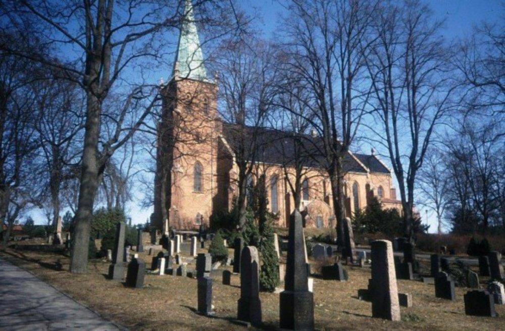 Søndag 24. mars kl. 11.00Østre Aker kirke -