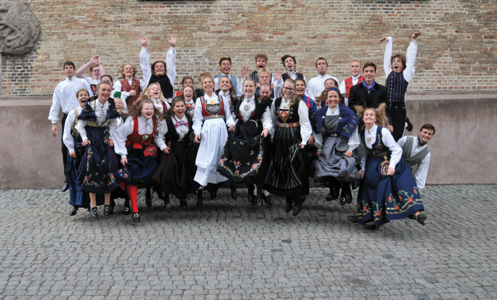 - Norges Ungdomskor har siden 1987 vært Ung i Kor sitt prosjekt for unge talentfulle sangere. Hvert år samler de 40 sangere mellom 16 og 26 år. Koret har som hovedmålsetting å utvikle talentfulle korsangere fra hele landet ved hjelp av dyktige dirigenter og et inspirerende og utfordrende repertoar. De har deltatt på mange festivaler i både innland og utland, og vunnet flere internasjonale korkonkurranser. Norges Ungdomskor ble startet av Carl Høgseth og Joar Rørmark som dirigerte fram til 2004. Etter det har dirigentrollen gått på omgang, og koret har sunget med de fleste av landets fremste dirigenter.