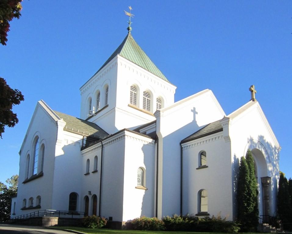 Søndag 31. mars kl. 11.00Ullern kirke -