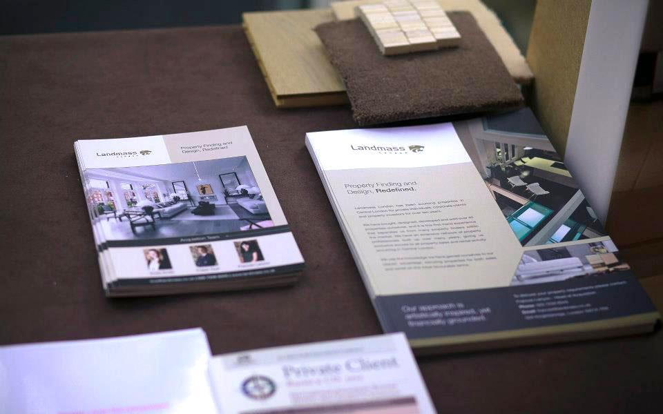 Leaflets & Brochures
