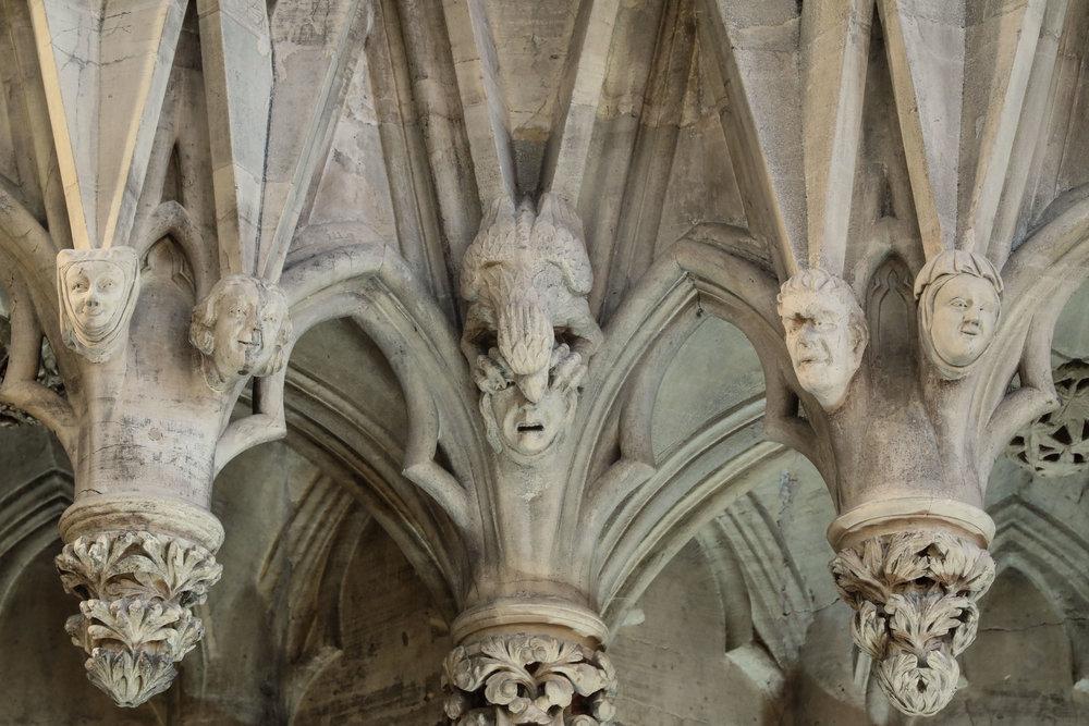 carved canopy, chapterhouse York Minster.jpg