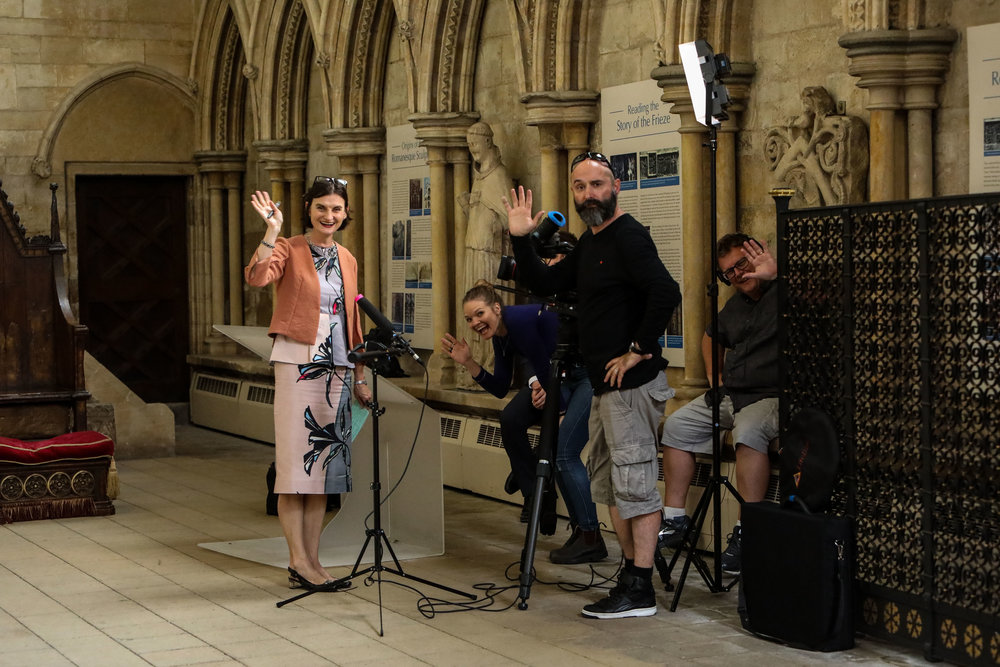 filming Lincoln cathedral.jpg