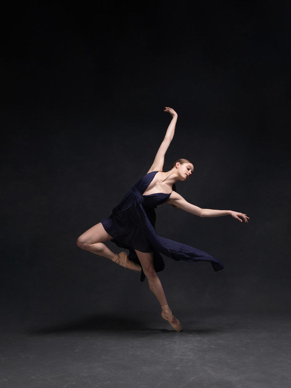 Tessa Puttick. National Dance Theatre of Australia. 2018.