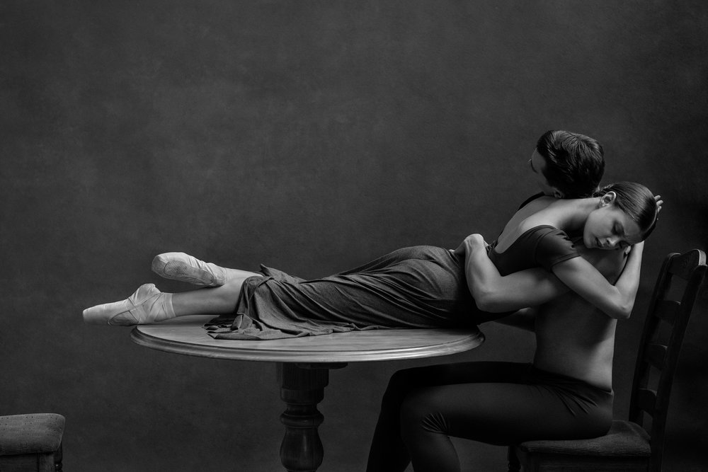 Tessa Puttick & Shaughn Pegararo. National Dance Theatre of Australia. 2018.