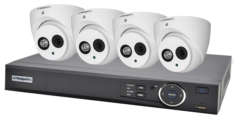 High Definition Home CCTV system fully installed from only $2249. - Protect your home and family with our Watchguard high definiton digital CCTV system.Call us on 1300 543 357 to book your free in home demonstration and no obligation quote.