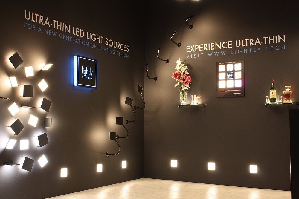 Explore the possibilities of ultra-thin lighting design. - Hikari SQ delivers maximum creative freedom for a new generation of decorative and architectural lighting designs. View the full range in our online webstore or order a developer kit to experiment with your own designs.
