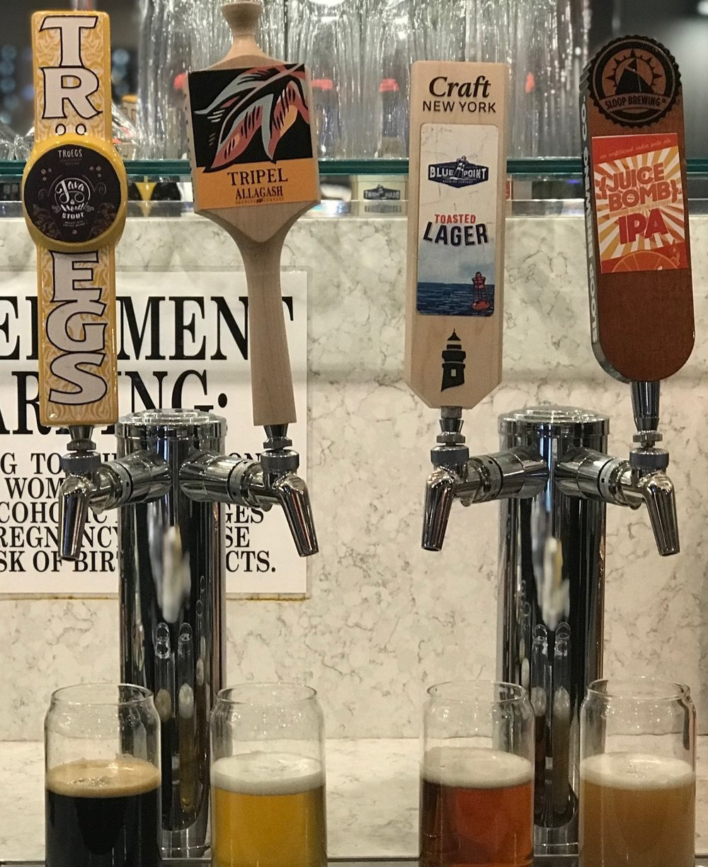 19 Court Artisan Foods Beer on Tap