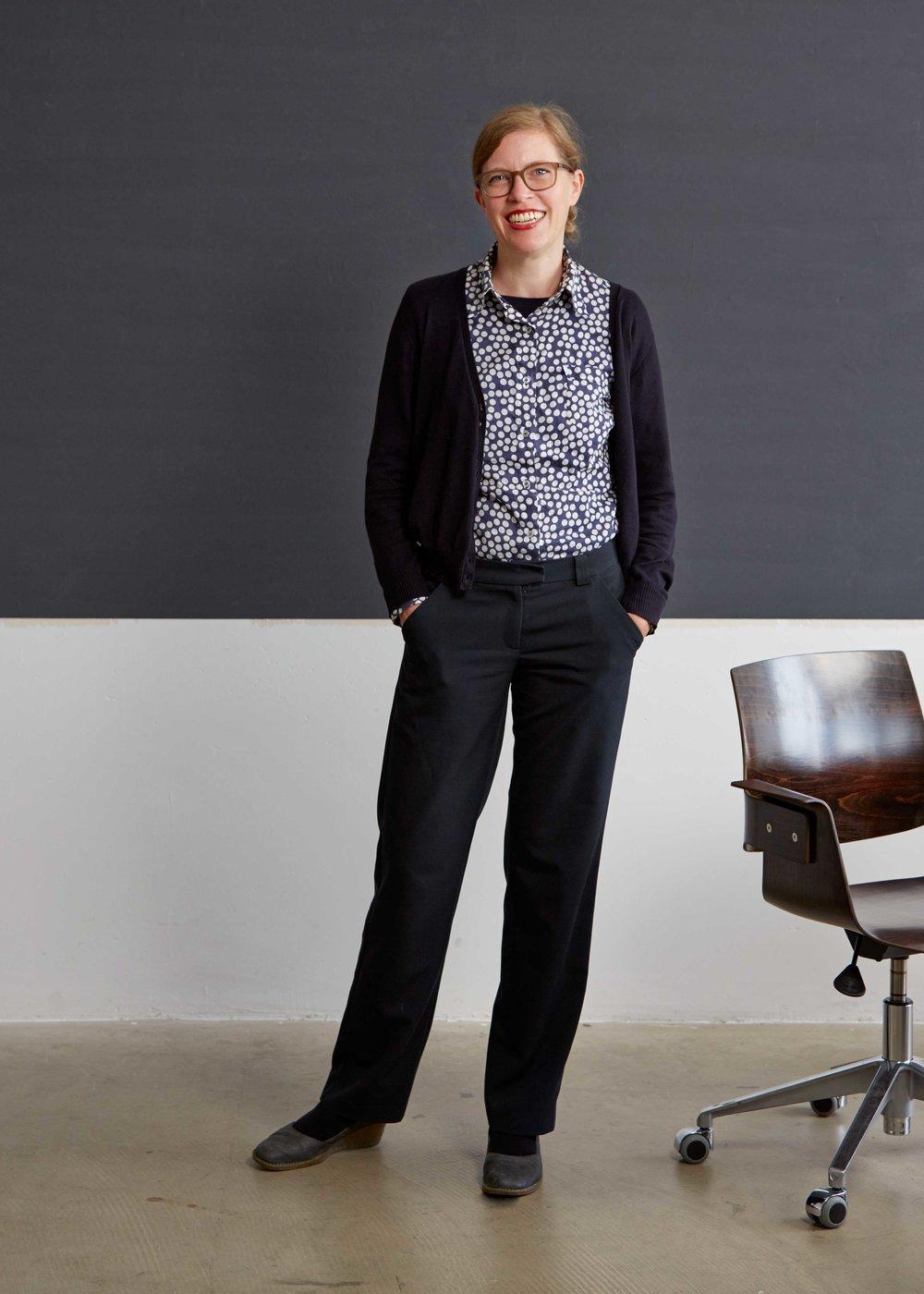 Sandra König - dipl. Architektin hdk SIA SWBmail