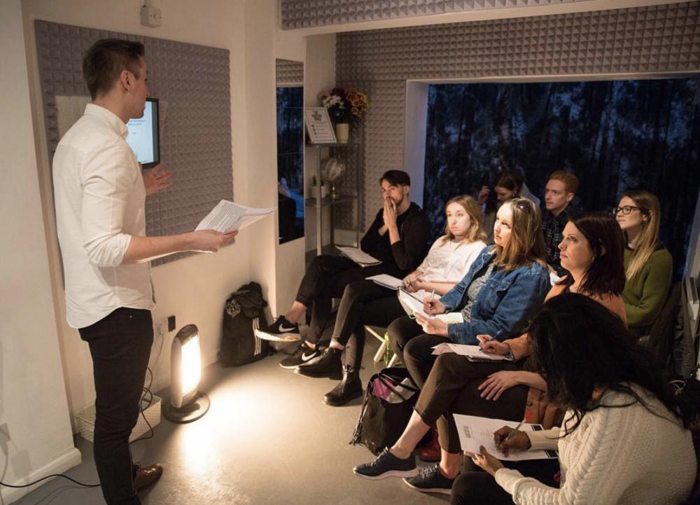 An open #BrandingCreatives masterclass in London