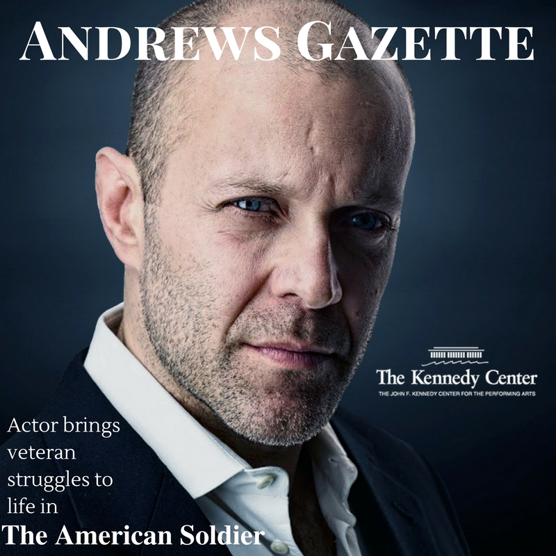The Andrews Gazette Interview