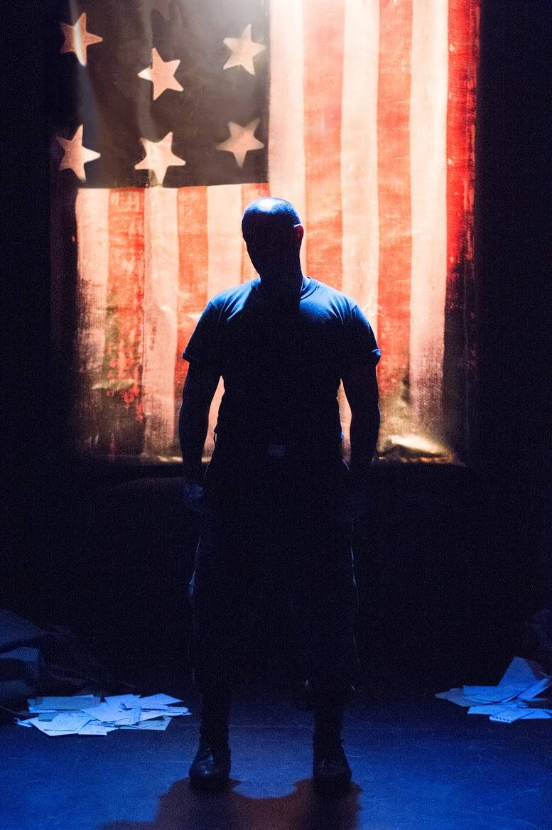 The American Soldier