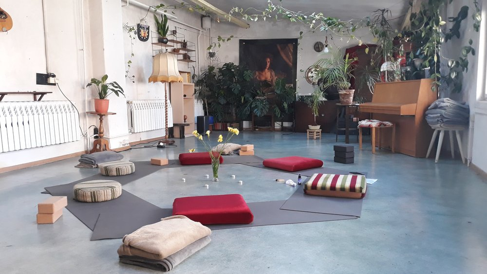 Reiki Share at Salon Verde Berlin