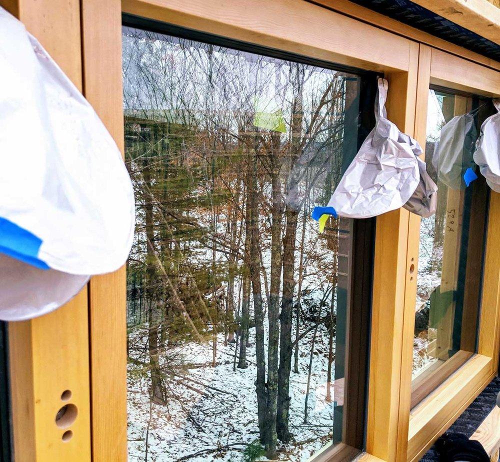 Wood + Aluminum Clad Triple Pane Windows & Doors - Health