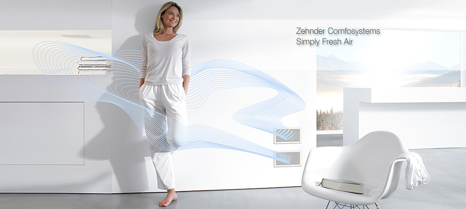 Continuous Fresh Air & Heat Recovery - Health